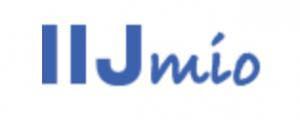 iijmioロゴ