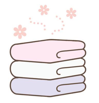洗濯後の香り残り 柔軟剤